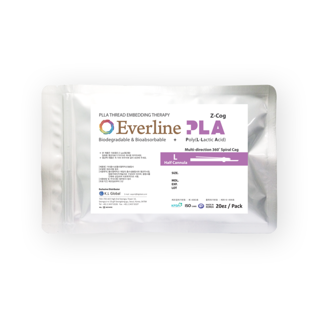 Everline PLA - L (half cannula)